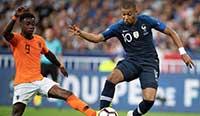 欧国联:姆巴佩破门吉鲁凌空斩 法国2-1荷兰 潘小婷