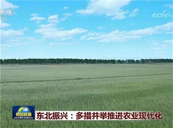 东北三省不断提升农业机械化水平 发展现代农业
