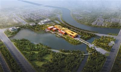 故宫北院有望2022整体开放 展品数量或超本院