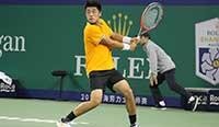 ATP上海赛:吴易�m1-2遭锦织圭逆转无缘16强 国青3-0朝鲜