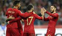 欧国联:B席破门C罗继续缺阵 葡萄牙3-2波兰 墨西哥美洲