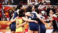 女排世锦赛:朱婷25分 中国女排3-2险胜美国 亚洲足球先生