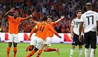 欧国联:勒夫里程碑之战 德国0-3不敌荷兰 足球世界