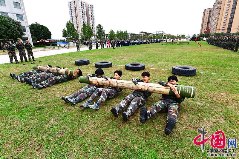 战略导弹部队啥模样?火箭军某团军营开放日带你看神秘之师【组图】