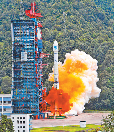 中国北斗卫星导航系统关键器部