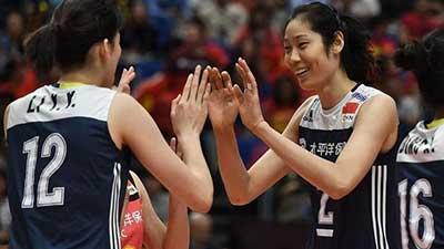 女排世锦赛:中国3-0荷兰获铜牌  塞尔维亚夺冠 新疆男篮