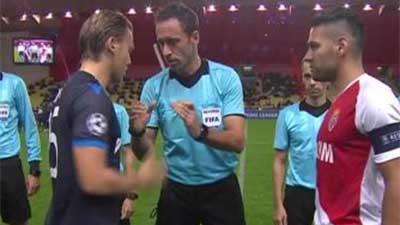 欧冠:摩纳哥0-4遭布鲁日双杀 最惨失利出局 孙继海曼城
