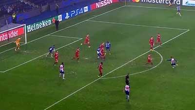 欧冠:埃雷拉传射奥塔维奥世界波 波尔图4-1莫斯科 国际足联最新排名
