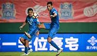 中超:扎哈维斩赛季20球 富力2-1华夏保级成功 2011年nba总决赛