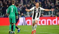 欧冠:C罗破荒桑德罗自摆乌龙 尤文1-2曼联 前瞻