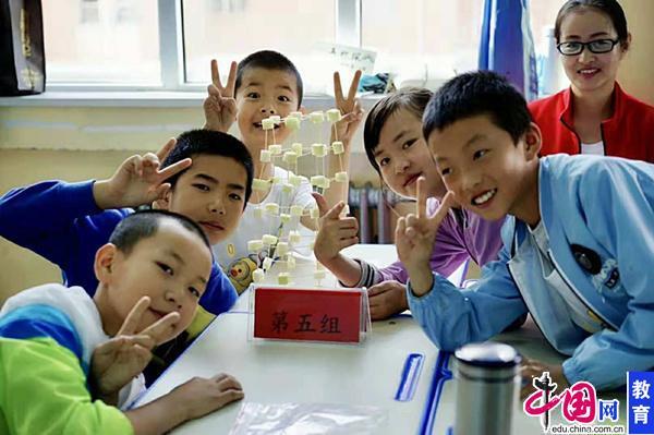 """青藏高原上的""""蝴蝶效应""""——桂馨基金会科学夏令营侧记"""