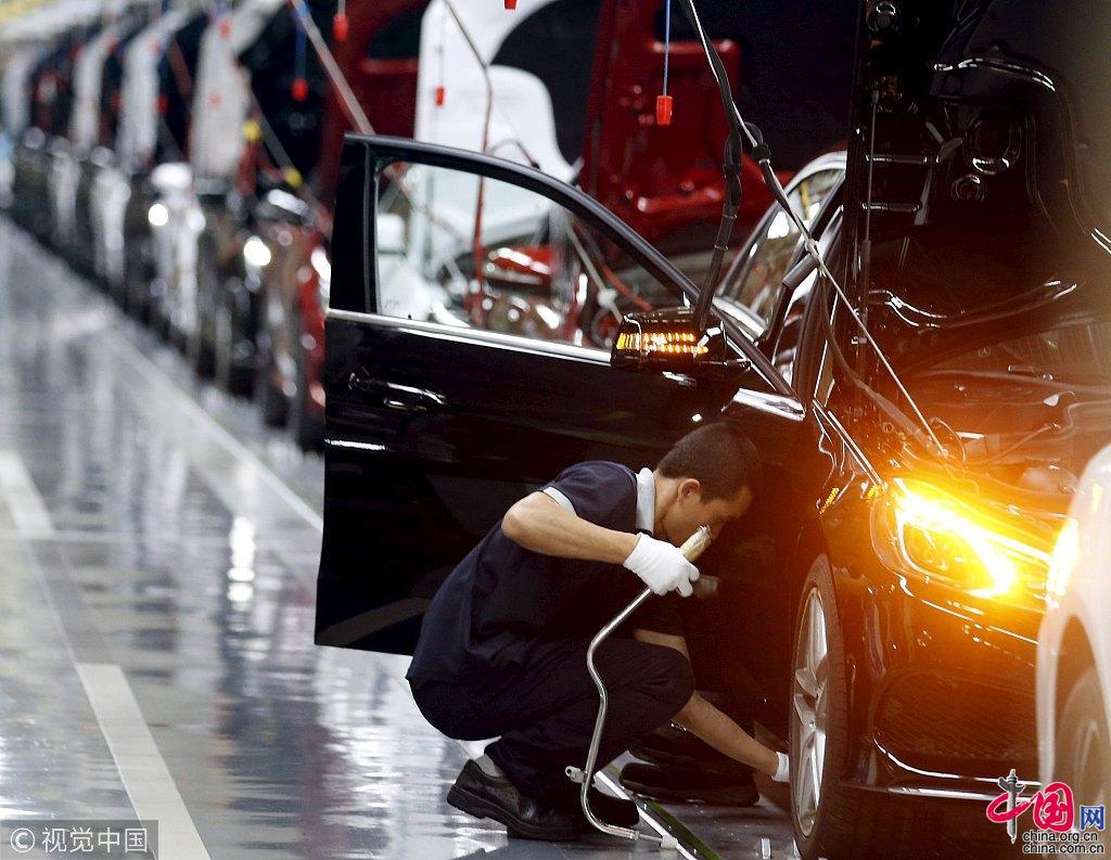中国制造业经济总量占全球的_中国制造业图片