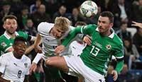 欧国联:拉扎罗读秒绝杀 奥地利2-1险胜北爱尔兰 2012金球奖提名