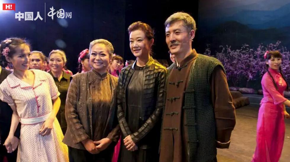 太行奶娘演员_太行山下的歌舞青春——郝利宏_Hi 中国人_中国网