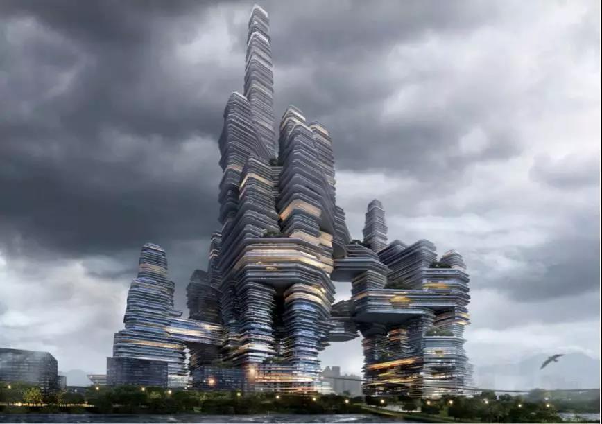 传统人物|陈可石:文化建筑的现代诠释池塘边景观设计图片