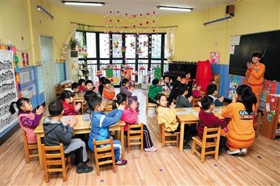 """民办幼儿园市场遭政策""""挤压""""?"""