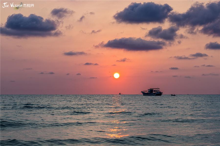 泰国象岛: