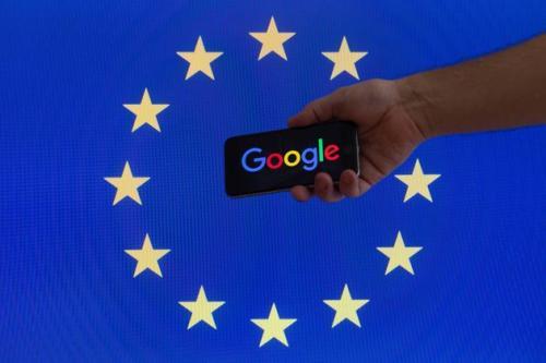 欧盟两年内对谷歌开第三张罚单  再罚14.9亿欧元 男子抢小孩后跳楼