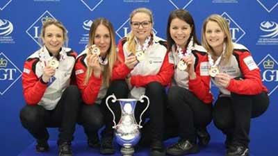 女子冰壶世锦赛:瑞士加局得分8-7险胜瑞典夺冠 世界魔方排名