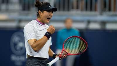 WTA迈阿密赛:王雅繁2-0柯林斯 中国金花会师16强 世界足球队排名