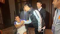 韦世豪探望舒库罗夫并真诚致歉 双方握手言和 英超足总杯