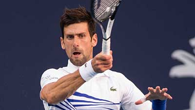 ATP迈阿密赛:小德1-2遭阿古特逆转无缘8强 2019年河内亚运会