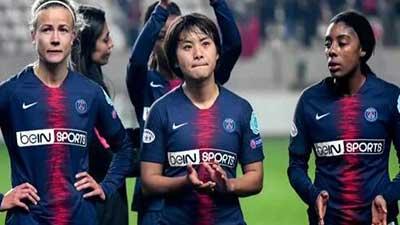王霜角球造乌龙难救主 巴黎2-3切尔西无缘欧冠4强 法希姆