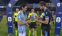 意甲:佩塔尼亚建功 斯帕尔1-0险胜拉齐奥 德科告别赛
