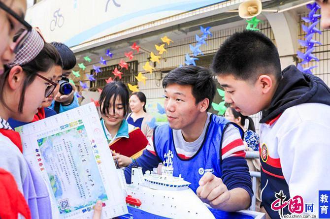 北京:中科院创新成果亮相一零一中学科技嘉年华
