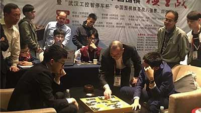 棋圣战半决赛柯洁范蕴若胜出 将争夺棋圣挑战权 双色球2016029