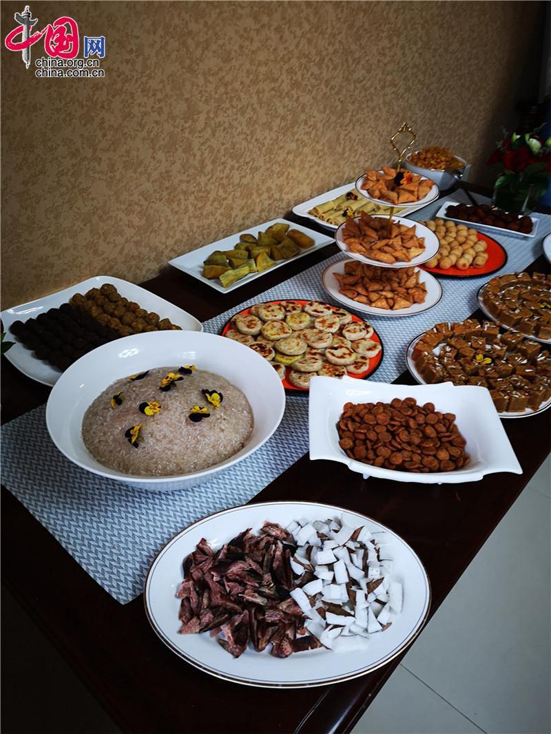 """马尔代夫大使家中""""品味马尔代夫""""不容错过的美食"""