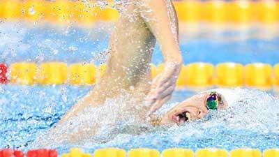 冠军系列赛孙杨一小时夺双冠 400自今年世界第一 2016斯诺克国锦赛直播