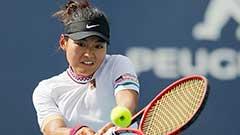 WTA马德里赛:郑赛赛2-0力克王雅繁挺进次轮 刘卫东