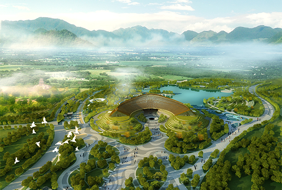 International Horticultural Exhibition 2019, Beijing, China