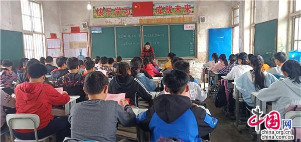 湖南隆回:小手牵大手 一同创建文明卫生城镇