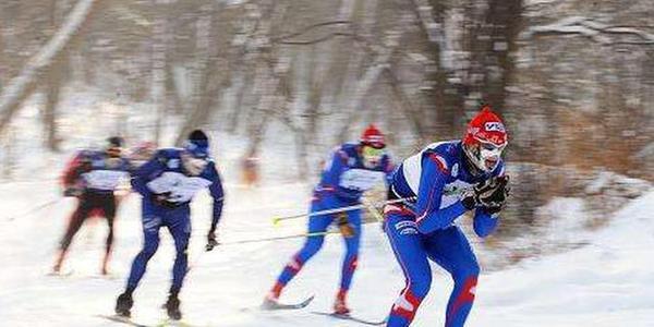 全国第十届残运会暨第七届特奥会冬季项目完赛 南非足球队