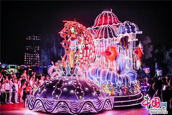 大连发现王国:创意活动再升级 萌趣儿童总动员_旅游中国_中国网_中国旅游外宣第一品牌