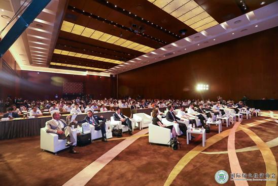 2019年京交会——(第九届)全球绿色经济财富论坛开幕_ 视频中国