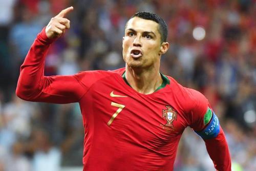 帽子戏法闪耀全场  C罗助葡萄牙进决赛 美国立陶宛