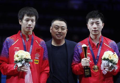 中国乒乓球队夺得四项冠军 非洲杯赛程