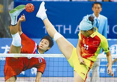 中国将大力在青少年中推广藤球运动 法甲积分