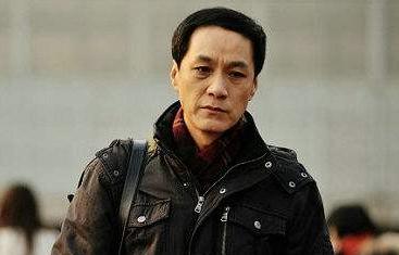 冯远征  为《古玩》演员加油 杨力维
