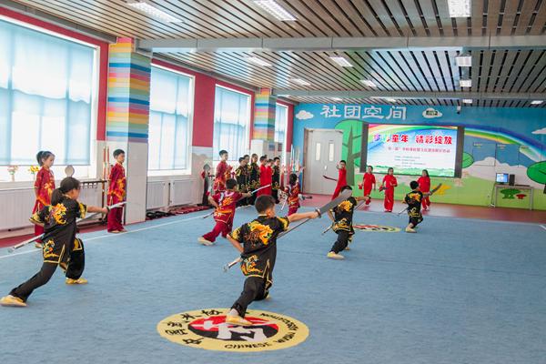 """北京市朝阳区第二实验小学:给孩子们一个""""多彩童年"""""""