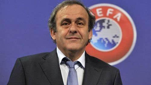 欧足联前主席普拉蒂尼被捕