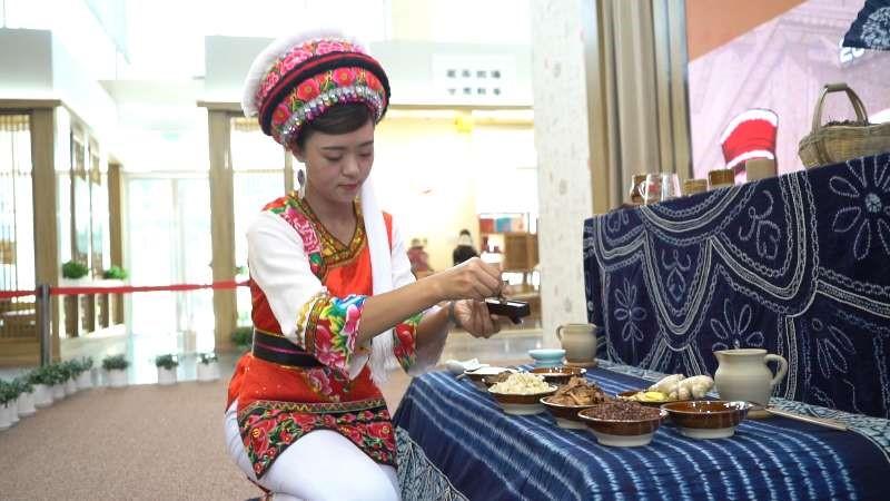 想在京城喝大理三道茶?來北京世園會茶文化體驗館