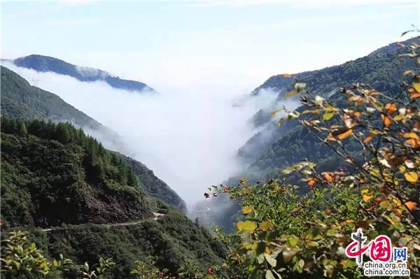半山半雨半河水 來寧夏涇源欣賞那無邊云海