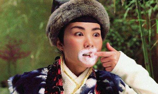 影视圈的冷面笑匠之王菲 北京国际电影节
