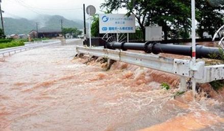 日本:气象厅发布九州地区暴雨预警 金正恩观摩训练