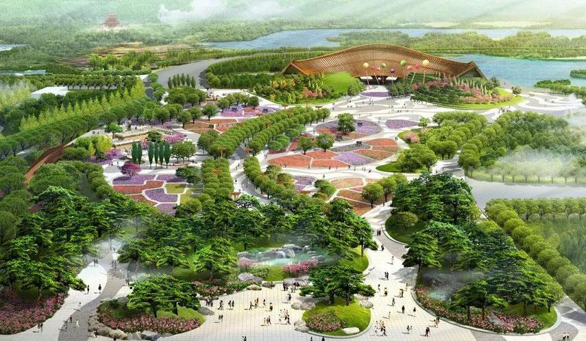 服务游客新举措  北京世园会入园更便捷 南非前总统曼德拉