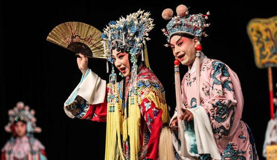 """别样达沃斯:中华优秀传统文化在这里""""涨粉儿"""" vpn 代理"""